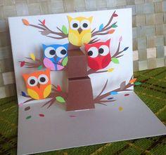 Handmade+Owls+Cards+Birthday+Popup+Handmade+by+RoundTheCornerShop
