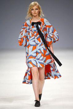 Larisa Lobanova, Look #12
