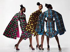 african fashion style ~African fashion, Ankara, kitenge, African women dresses, African prints, Braids, Nigerian wedding, Ghanaian fashion, African wedding ~DKK