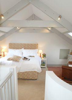 Little Linhay luxury bedroom Cottage