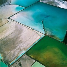 Salt Harvesting Plant?