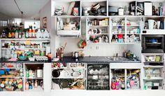 Retratos de cocinas / Kitchen Portraits