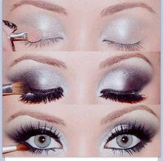 Makeup Smoky Eye, Beauty Skin, Body Care, Eye Makeup, Makeup Ideas, Smoke, Fashion Beauty, Make Up, Makeup Eyes