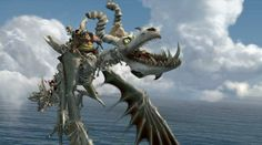 Boneknapper Dragon | ... of the Boneknapper Dragon and download link, How To Train Your Dragon