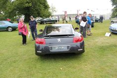 The Peugeot 907 Super Car Concept at Goodwood Festival of Speed 2014