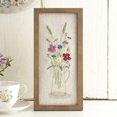 フレーム<コッツウォルズの花>