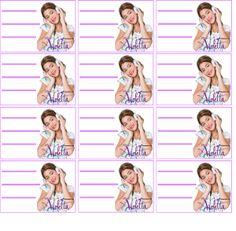 Etiquetas Violetta1 - copia
