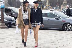 Paris Fashion Week Street Styles. 風情萬種的巴黎時裝周場外街拍特輯 | Popbee - 線上時尚生活雜誌