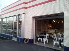 old gas stations | Old Gas Stations Are Being Turned Into Hip Restaurants Around The ...