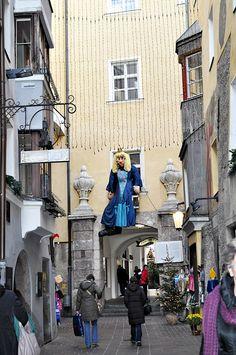 Innsbruck e i mercatini delle favole