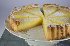 There is something so beautiful about this tart... I love how it looks a little rustic and a lot yum...