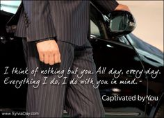 CAPTIVATED BY YOU – Treat #1   SylviaDay.com