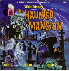 """The Haunted Mansion"" 