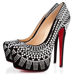 mens louboutin spiked loafers - Christian Louboutin on Pinterest | Christian Louboutin, Christian ...