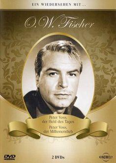 Peter Voss, der Held des Tages: DVD oder Blu-ray leihen - VIDEOBUSTER.de