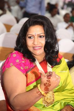 Beautiful Tamil Aunties Stills From V Care 15th Annual Celebration (5)