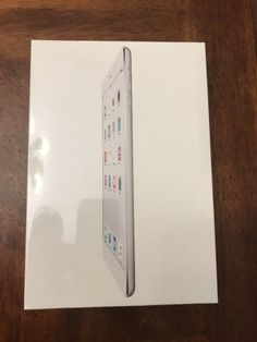 BRAND NEW Apple iPad mini 2 32GB Wi-Fi 7.9in - Silver-Ships Fast!!!