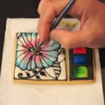Top Hand Painting Tutorials Tutorial on Cake Central