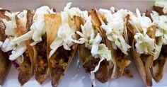 Won Ton Tacos