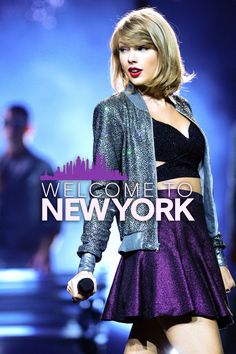 Welcome to New York #1989Tour