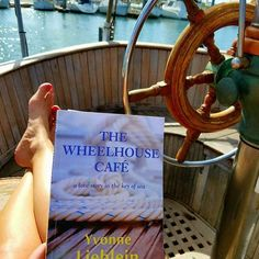 When someone sends you this photo & says she loves reading your book . The Wheelhouse, Love Reading, When Someone, Love Story, Love Her, Novels, Feelings, Books, Instagram Posts