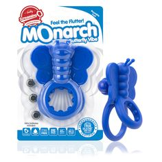 SCREAMING O MONARCH BLUE MASSAGER