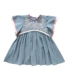 Louise Misha Louise Misha Dress Tallula Blue Shop @ www.so-lovable.nl