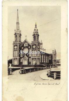 Église au Québec.