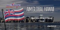 AIM Global Hawaii is open for new distributors who want to become part of Alliance in Motion Global. This post will explain how to join AIM Global in Hawaii