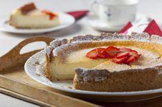 Gluteeniton juustokakku Gluten Free Bakery, Gluten Free Desserts, Gluten Free Recipes, Gluten Free Cheesecake, Springform Pan, Oats Recipes, Baking Flour, Cheesecakes, Margarita