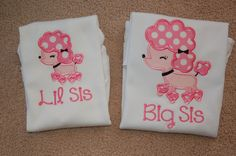 Hey, I found this really awesome Etsy listing at https://www.etsy.com/listing/125188408/custom-personalized-big-sister-little