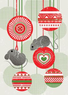 Curiouser and Curiouser Christmas by Kate McLelland Illustration