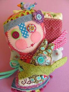 manifattive: dolls and softies