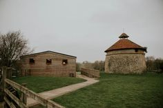 The wedding barn to the left and the dovecote on the right here at Furtho Manor Farm. Picture taken by Ela Walenda Wedding Photography Tipi Wedding, Barn Weddings, Winter Weddings, Real Weddings, Rustic Theme, Rustic Barn, Rustic Wedding Inspiration, Wedding Ideas, Manor Farm