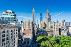 high rise buildings during daytime photo – Free City Image on Unsplash High Rise Building, Hd Photos, Empire State Building, New York Skyline, Buildings, United States, Nyc, Urban, City