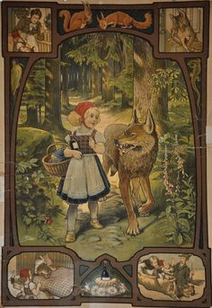 Rotkäppchen / Red Riding Hood