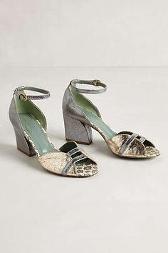 Peridot D'Orsay Heels