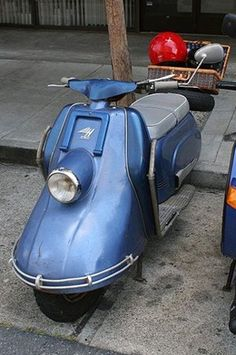 The Heinkel Tourist is a motor scooter made by Heinkel Flugzeugwerke from 1953 to 1965. More than 100,000 were manufactured and sold.