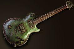 Hutchinson Guitar Concepts - Nurgle Les Paul