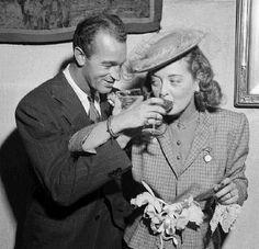 William Sherry & Bette Davis