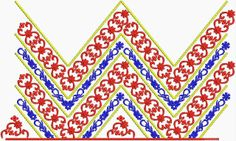Heavy Lace Embroidery Designs Create By Designer - Embdesigntube