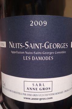 Nuit-Saint-Georges 2009