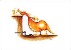 KIP Artwork :: Dragons & Fantasy Portraits :: Gallery Page 2