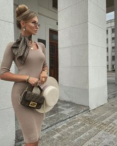 Classy Casual, Classy Outfits, Stylish Outfits, Vintage Outfits, Girl Outfits, Fashion Outfits, Womens Fashion, Elegantes Outfit, Mode Hijab