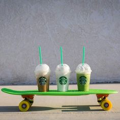 If we had penny boards, we wouldnt need anyone to drive us to starbucks after school anymore! @Mika Nitz Pettersson Callahan @Molly Curtis Louangboriboune , katie, zoey