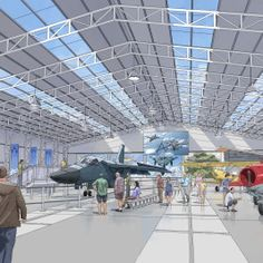 06 Bellman Hangar Interior
