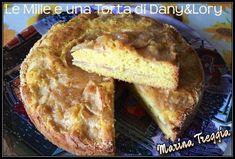 TORTA SOFFICE LIGHT ALLE FRAGOLE - Le Mille e una Torta di Dany&Lory