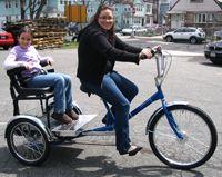 Trailmate Joyrider Trike Special Needs With Padded Seat
