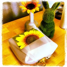 Recycle old milk gallon jugs into an adorable snack and sandwich container!