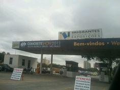 Imigrantes Exhibition & Convention Center em São Paulo, SP